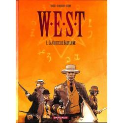 Bandes dessinées W.E.S.T. 01