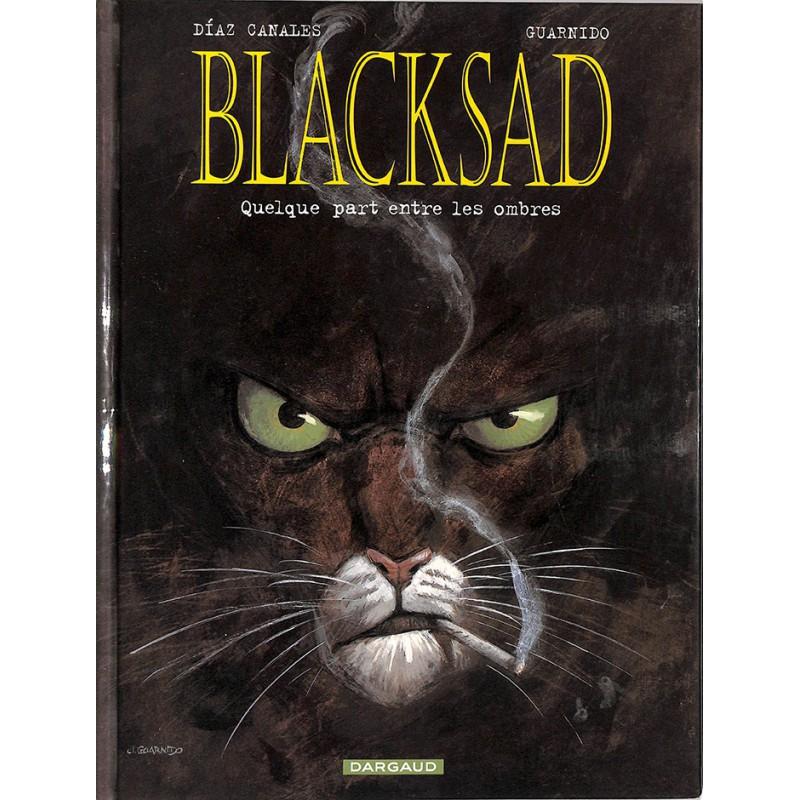Bandes dessinées Blacksad 01