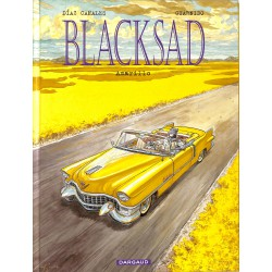 Bandes dessinées Blacksad 05