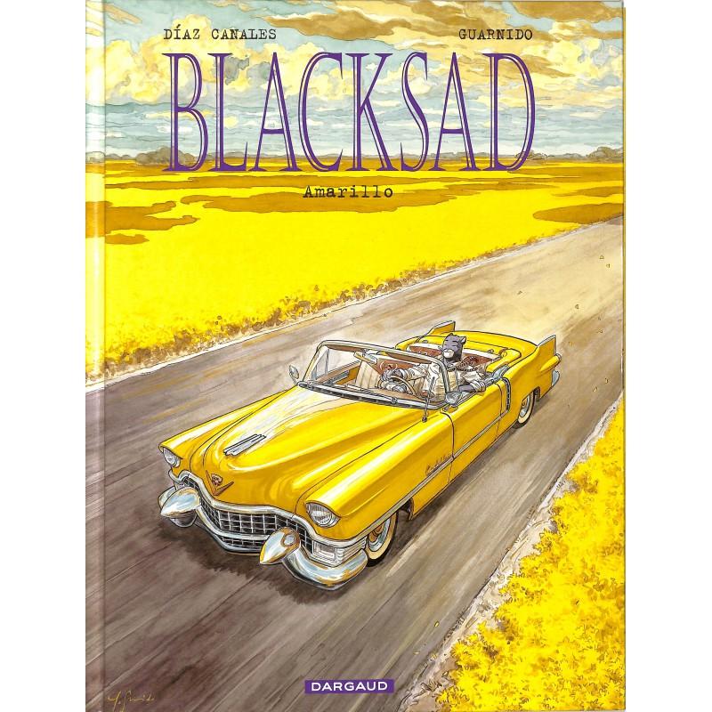ABAO Bandes dessinées Blacksad 05