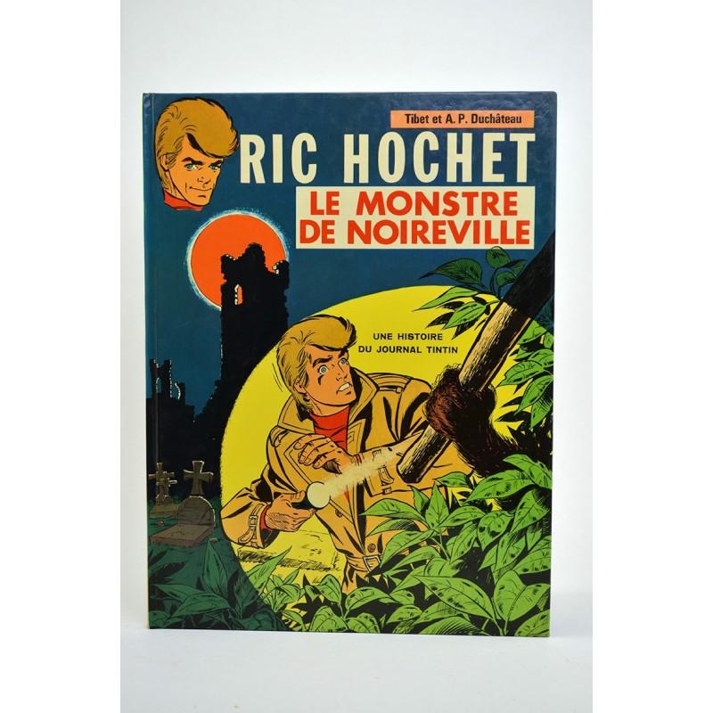 Bandes dessinées Ric Hochet 15