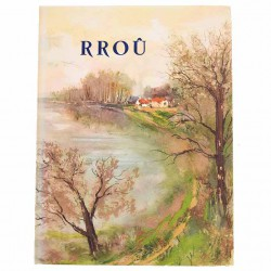 Livres illustrés Genevoix (Maurice) - Rroû. Illustrations de A.D. Steinlen.