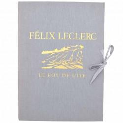 ABAO Livres illustrés Leclerc (Félix) - Le Fou de l'île.