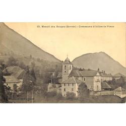 ABAO 73 - Savoie [73] Aillon-le-Vieux - Massif des Bauges.