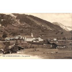 ABAO 74 - Haute Savoie [74] Le Grand-Bornand - Vue générale.