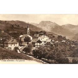 ABAO 74 - Haute Savoie [74] Manigod - Vue générale.