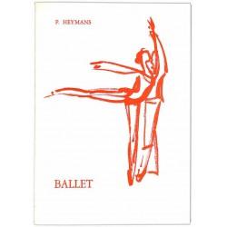 ABAO Peinture, gravure, dessin Heymans (Pierre) - Ballet.
