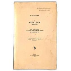 ABAO Arts du spectacle Feller (Jules) - Le Bethléem verviétois.