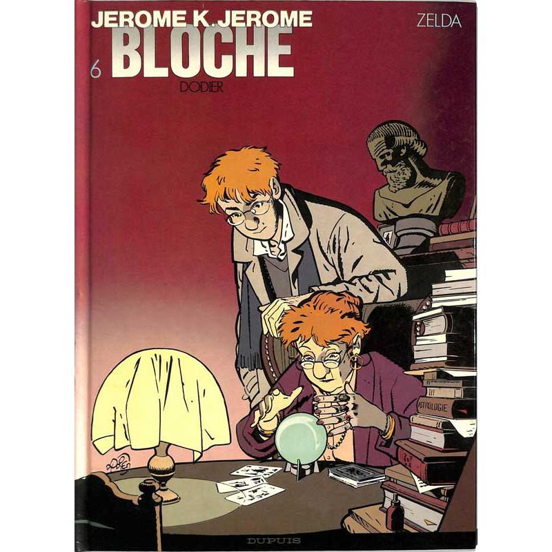 Bandes dessinées Jérôme K. Jérôme Bloche 06