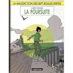 Bandes dessinées La Malédiction des sept boules vertes 03
