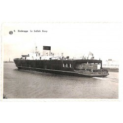 ABAO Flandre occidentale Zeebruges - Le Suffolk Ferry.