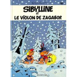 ABAO Bandes dessinées Sibylline 10