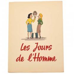 ABAO Curiosa Besançon (Dr Julien) - Les Jours de l'homme. Illustrations de Jean Dratz.
