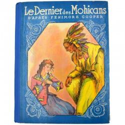 ABAO Enfantina Cooper (James Fenimore) - Le Dernier des Mohicans. Illustrations de Mateja.