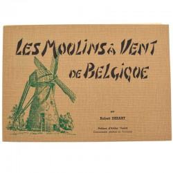 ABAO Belgique Desart (Robert) - Les Moulins à vent de Belgique. Avec 4 tirés-à-part + envoi.