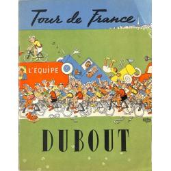 ABAO Peinture, gravure, dessin Dubout (Albert) - Tour de France.