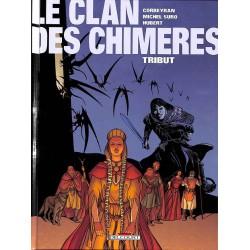 Bandes dessinées Le Clan des Chimeres 01