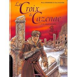 Bandes dessinées La Croix de Cazenac 03