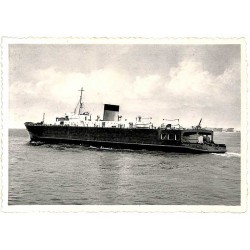 "Flandre occidentale Zeebruges - S.S. ""Suffolk Ferry"""