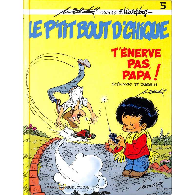 ABAO Bandes dessinées Le P'tit Bout'chique 05