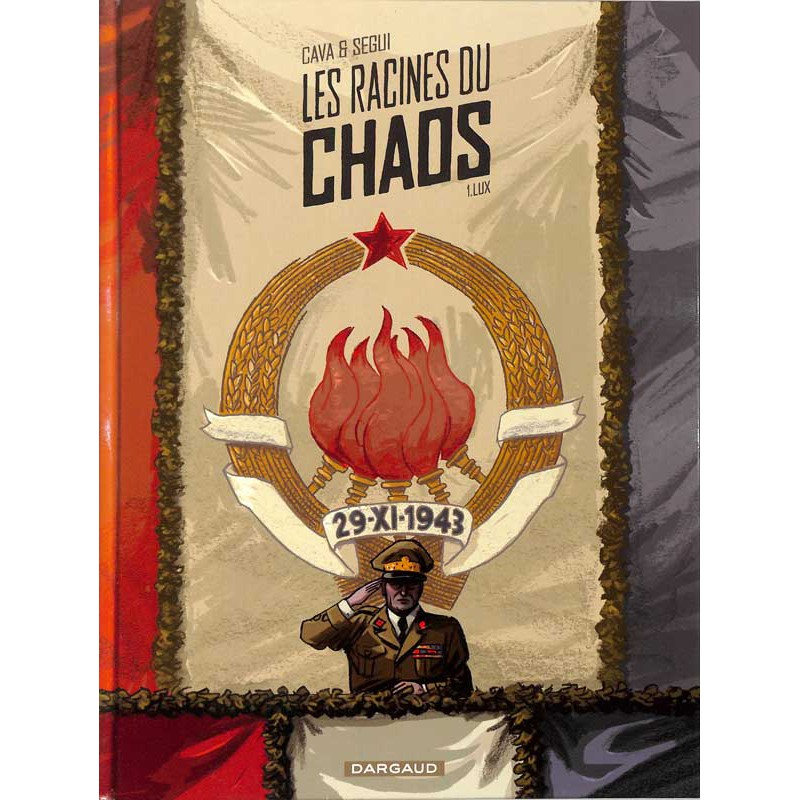 Bandes dessinées Les Racines du chaos 01