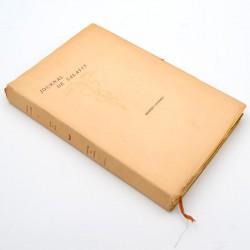 Grands papiers Duhamel (Georges) - Journal de Salavin. EO.