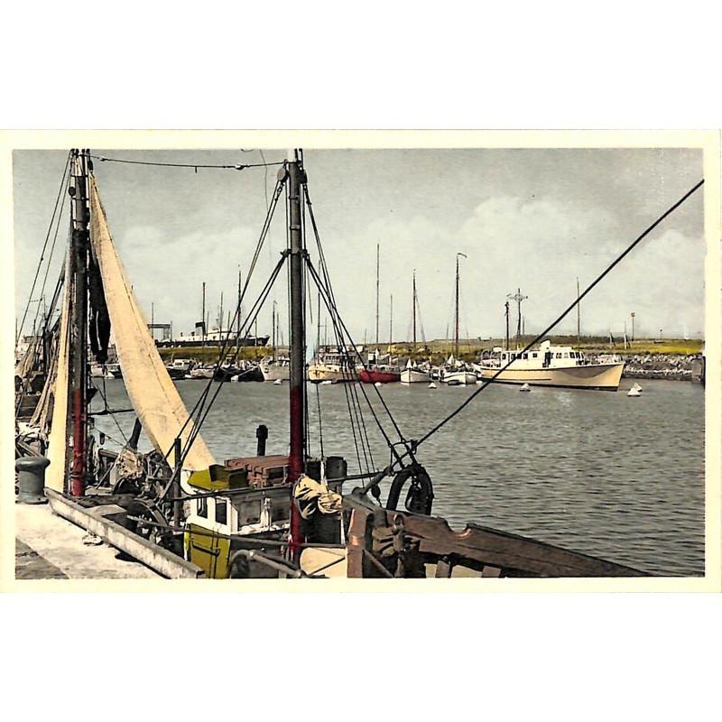 Flandre occidentale Zeebruges - Port des yachts.