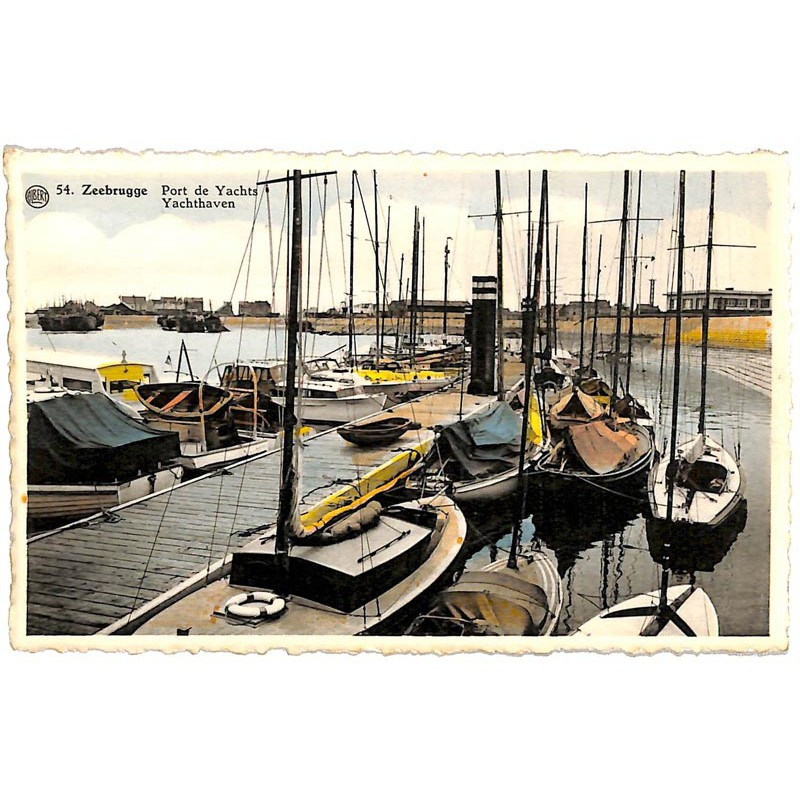 ABAO Flandre occidentale Zeebruges - Port de Yachts.