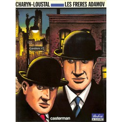 ABAO Bandes dessinées Les Frères Adamov.