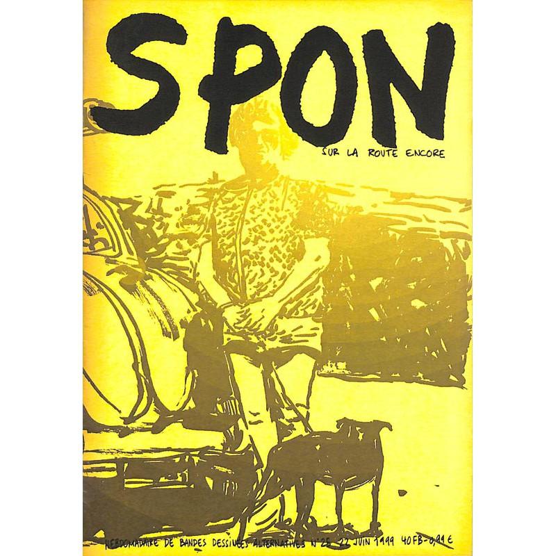 Bandes dessinées Spon 25
