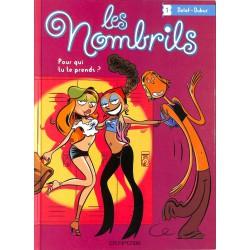 Bandes dessinées Les Nombrils 01