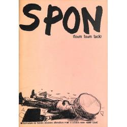 Bandes dessinées Spon 39