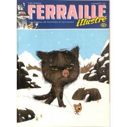 ABAO Bandes dessinées Ferraille illustré 26.