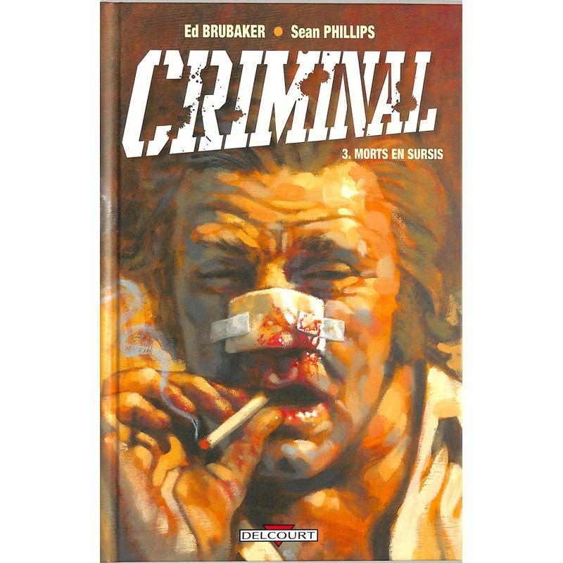 ABAO Bandes dessinées Criminal 03