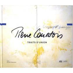 ABAO Peinture, gravure, dessin [Courtois (Pierre)] Duquenne (Olivier) - Pierre Courtois, traits d'union.