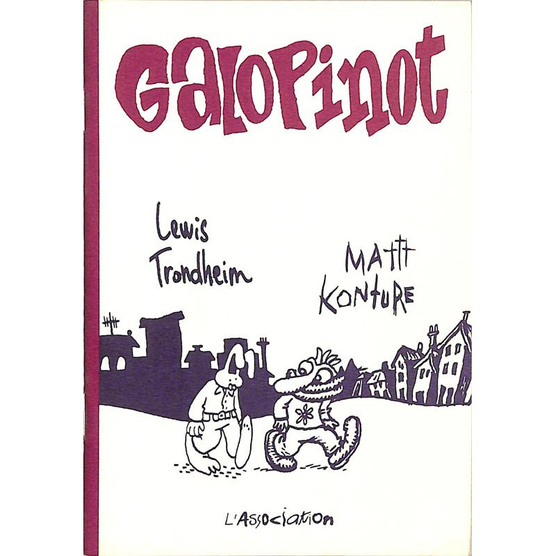 ABAO Bandes dessinées Galopinot