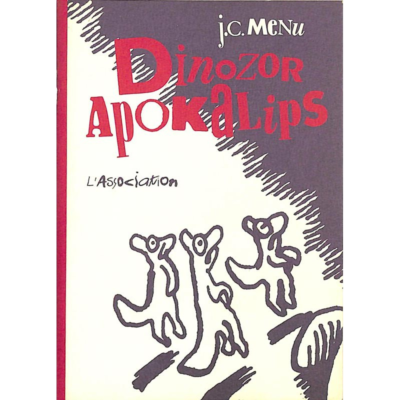 ABAO Bandes dessinées Dinozor Apokalips