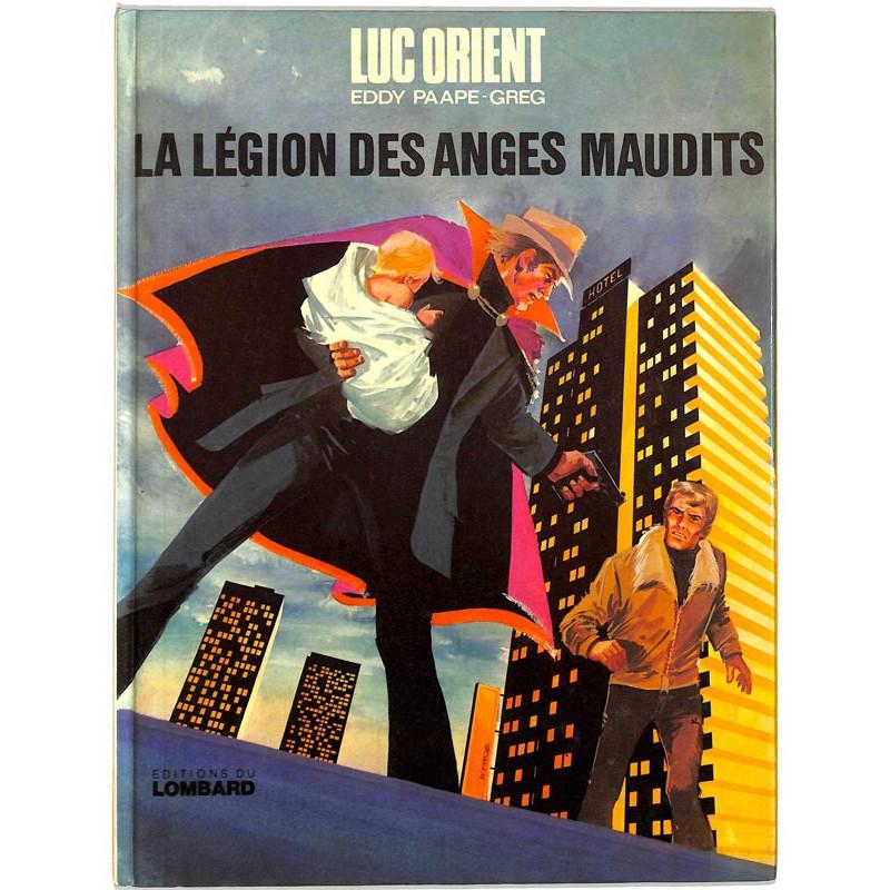 Bandes dessinées Luc Orient 08