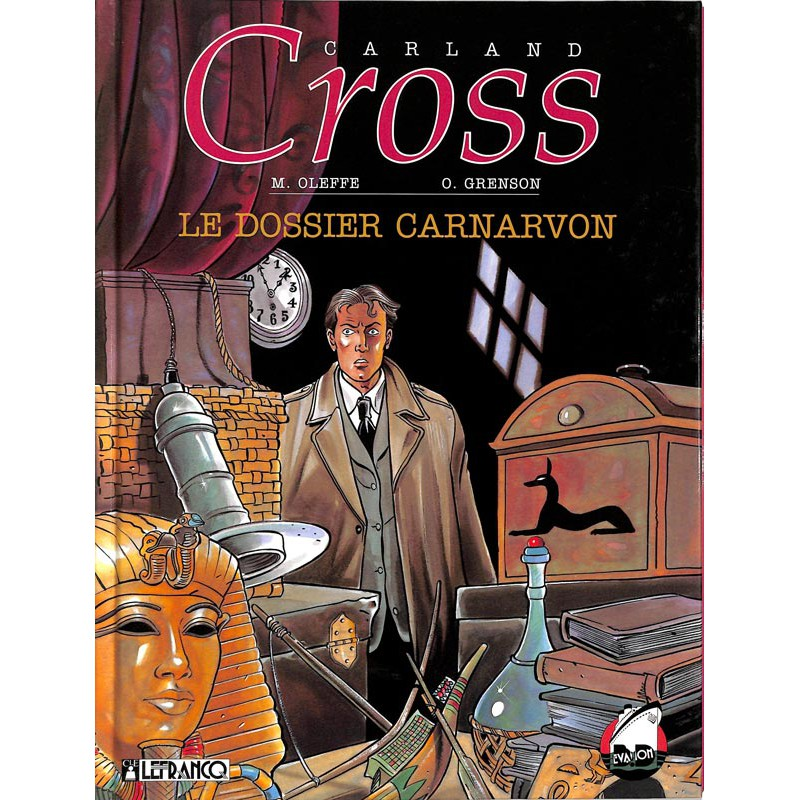 ABAO Bandes dessinées Carland Cross 02