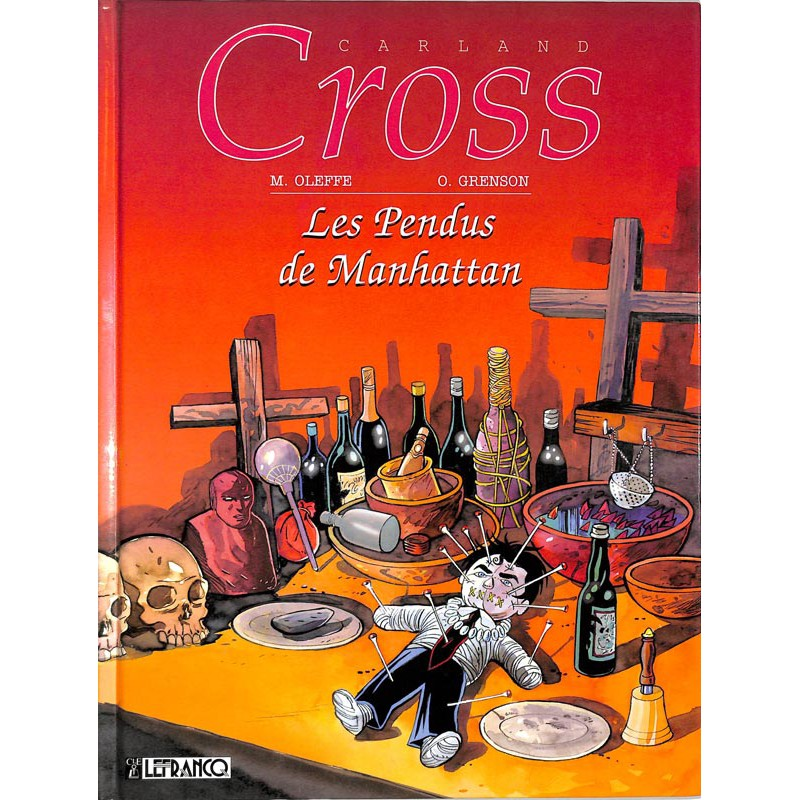 ABAO Bandes dessinées Carland Cross 07
