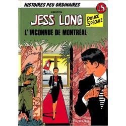 Bandes dessinées Jess Long 18