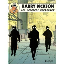 Bandes dessinées Harry Dickson 02