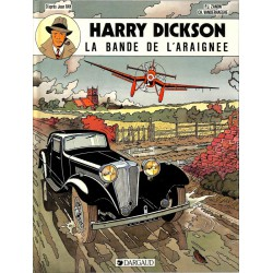Bandes dessinées Harry Dickson 01