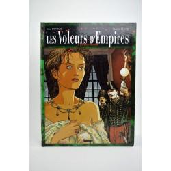 ABAO Bandes dessinées Les Voleurs d'Empires 03 + Ex-Libris