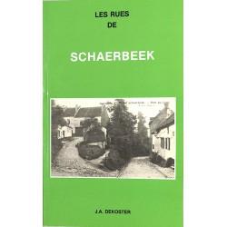 ABAO Belgique [Bruxelles 1030] Dekoster (J.A.) - Les Rues de Schaerbeek.