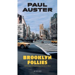 ABAO Romans Auster (Paul) - Brooklyn follies.