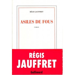 ABAO Romans Jauffret (Régis) - Asiles de fous.