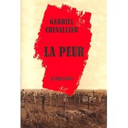 ABAO Romans Chevallier (Gabriel) - La Peur.