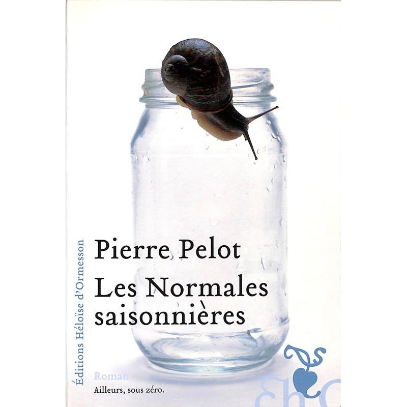 ABAO Romans Pelot (Pierre) - Les Normales saisonnières.