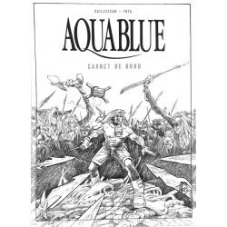 ABAO Bandes dessinées Aquablue Coffret 08 + 09 + carnet de bord